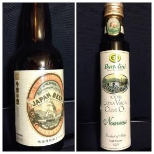 beer&oliveoil